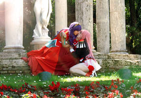 [Utena] I will protect you, forever by YunaB-Rabbit