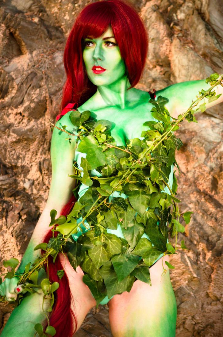 [DC Comics] Poison Ivy by YunaB-Rabbit