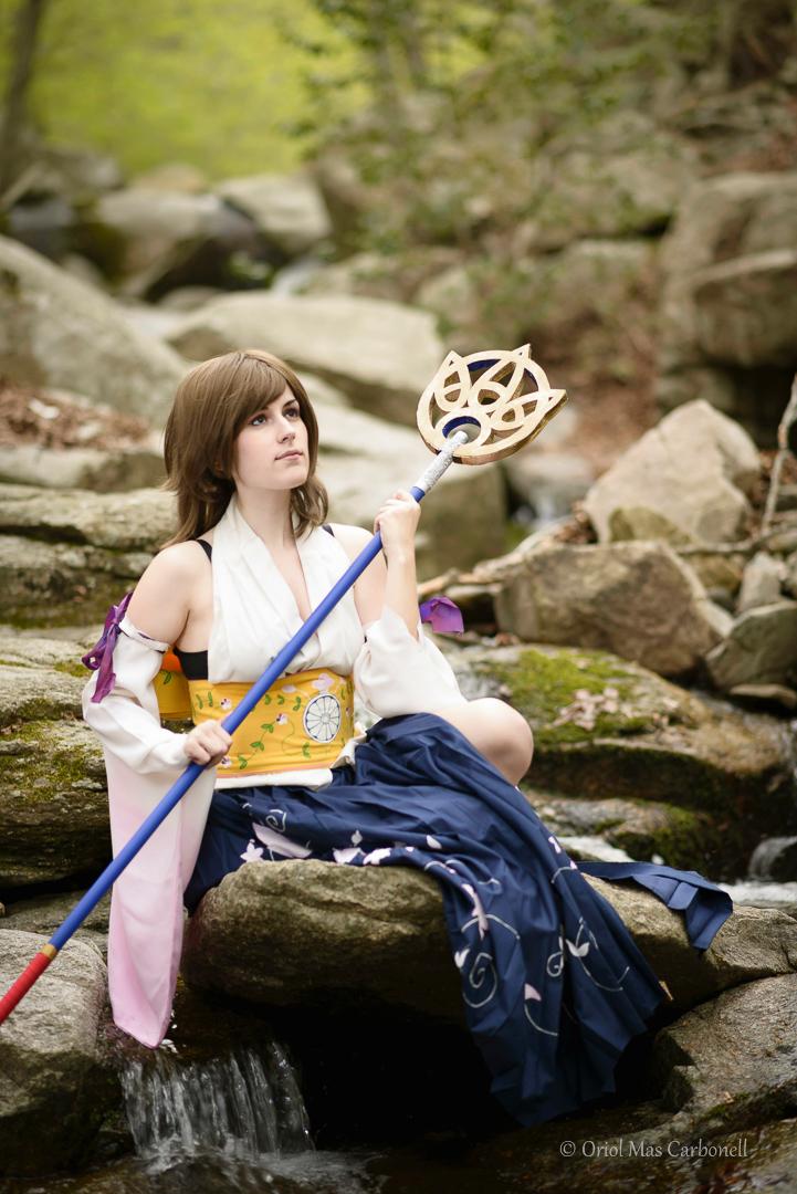 [Final Fantasy X] To Zarnakand by YunaB-Rabbit