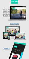 Blue Sky Bags | Website Design