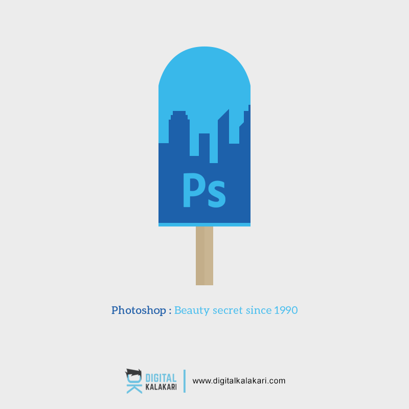 25 Years of Photoshop   Poster Design