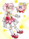 Madoka And Kirby