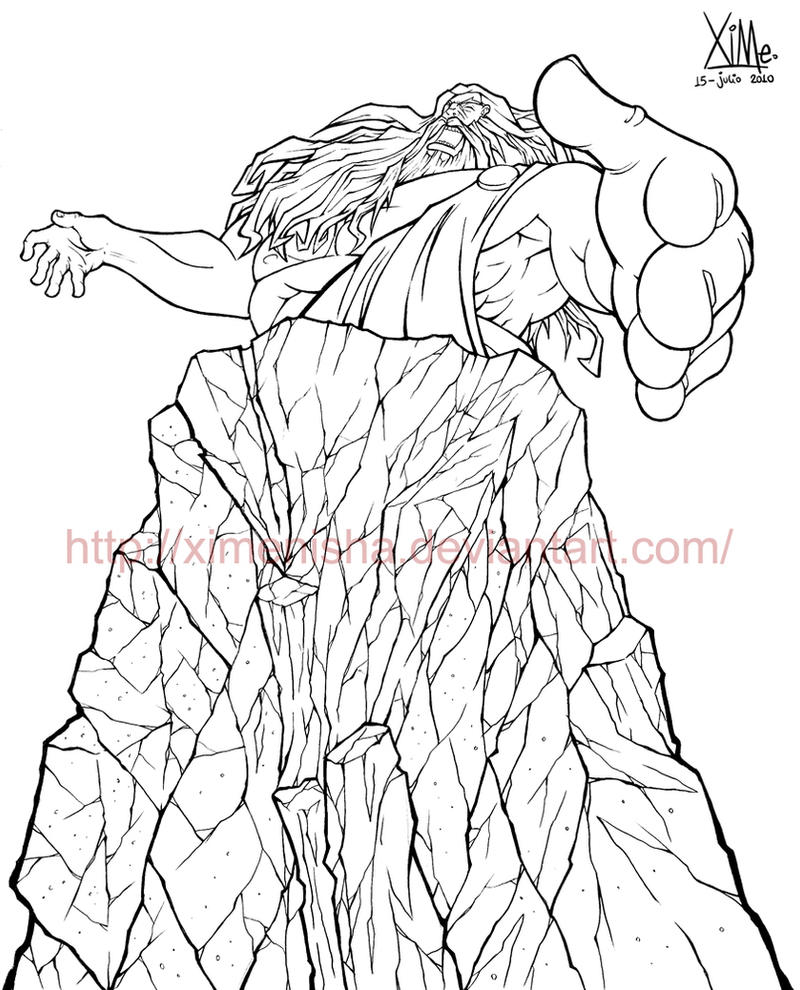 Pin Zeus Coloring Page Super On Pinterest Zeus Coloring Page