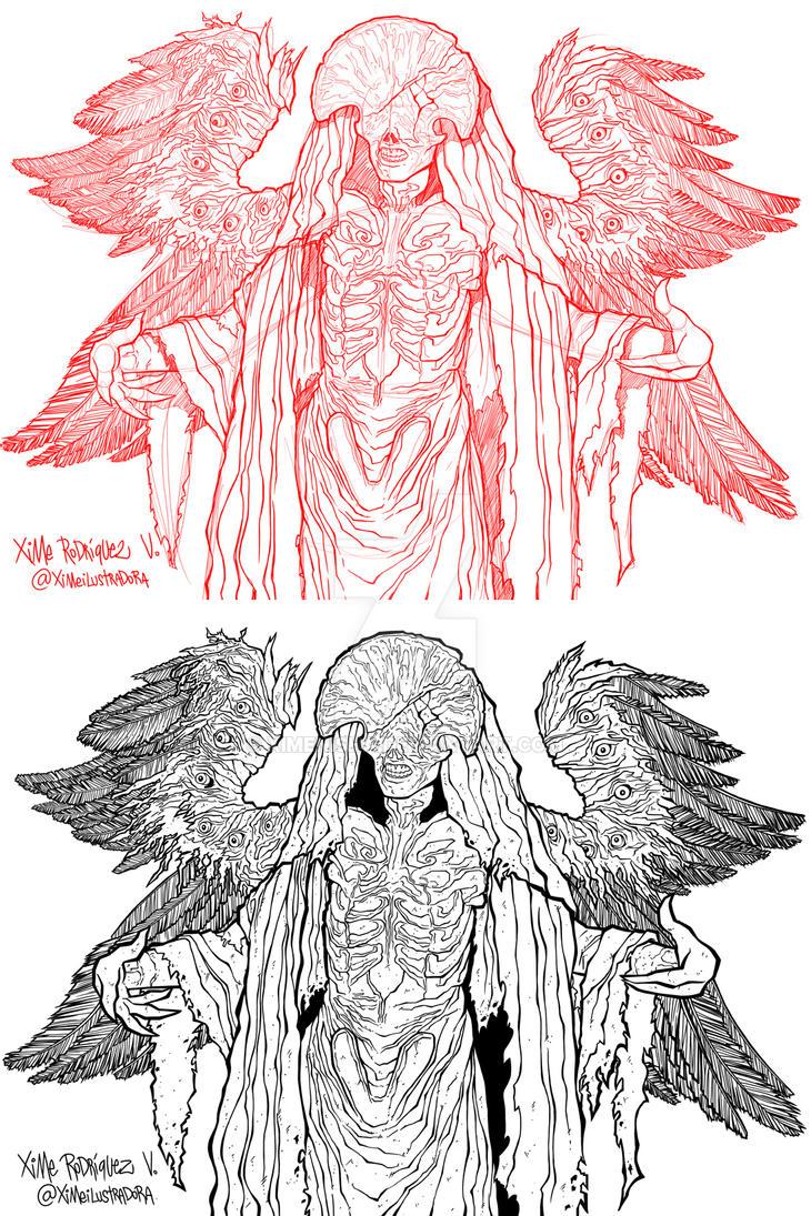 Angel Of Death by XimeniSHA