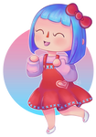 Animal Crossing Girl by lilmisskayla