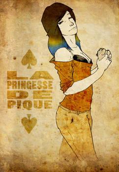 La princesse de pique