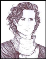 Louis Weasley by ericahpfa