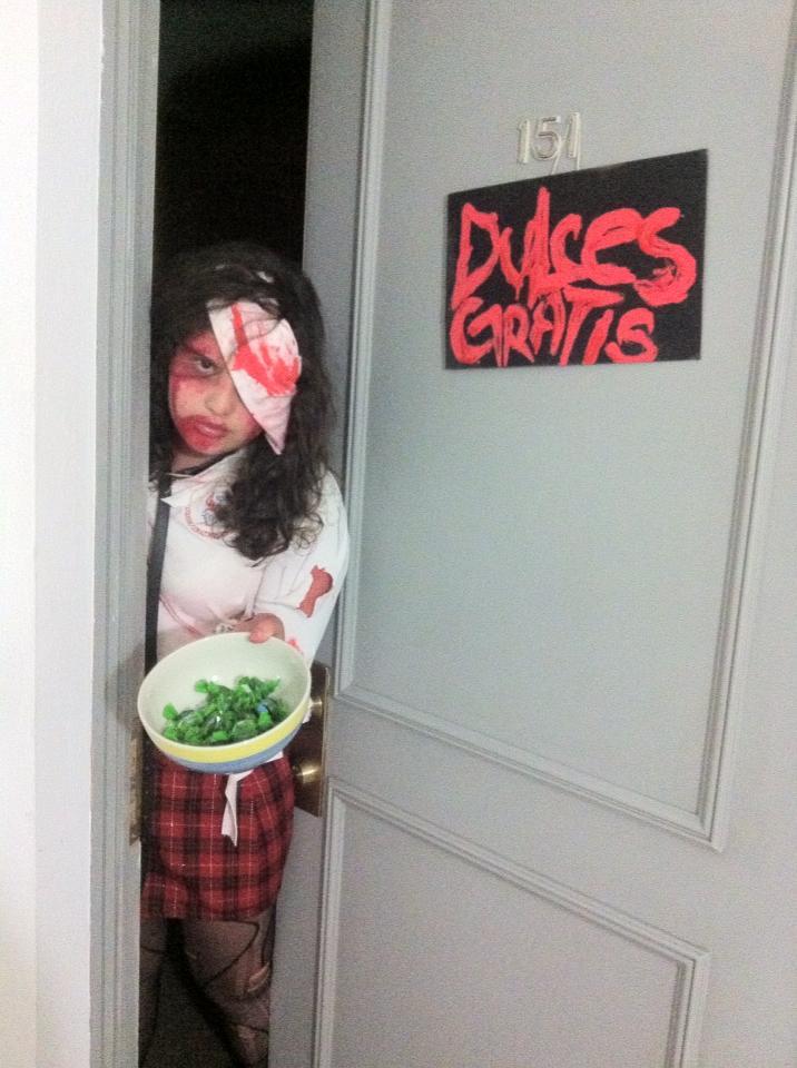 candys here-halloween zombie by FranKotobuki