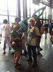Link and Onilink