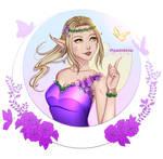 Patreon Sketch: Transformed Fairy