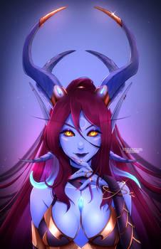 World of Warcraft Dragon OC Sketch