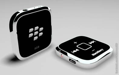 BlackBerry MP3 Player by faizansari90