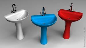 Wash Basin by faizansari90
