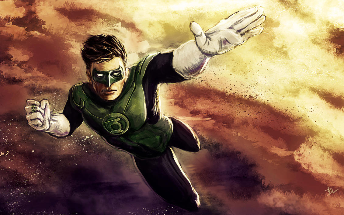 New 52 Green Lantern by brianlaborada