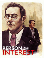 Person of Interest by brianlaborada