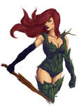Rotworld Poison Ivy