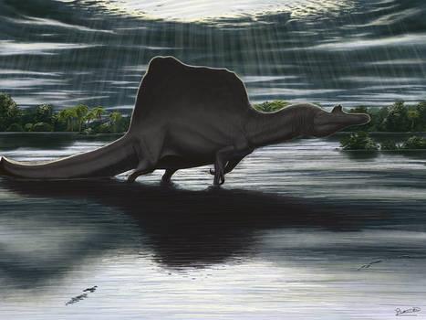 Spinosaurus, redemption edition