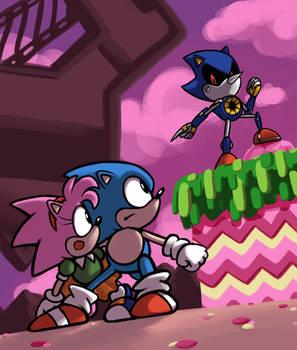 Sonic CD - Game Changer