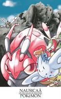 Nausicaa of the Valley of the Wind X Pokemon