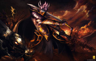 Dark Army by rlanghi