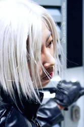 FF VII AC kadaj cosplay door by Ciel-Liu
