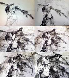 making of exist to kill by Ciel-Liu