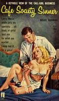 CAFE SOCIETY SINNER cover art