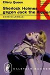 SHERLOCK HOLMES v JACK THE RIPPER cover art