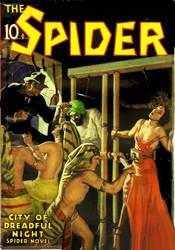 The Spider by peterpulp