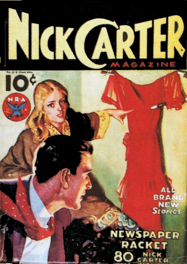 Nick Carter by peterpulp