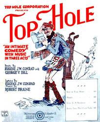 Top Hole by peterpulp