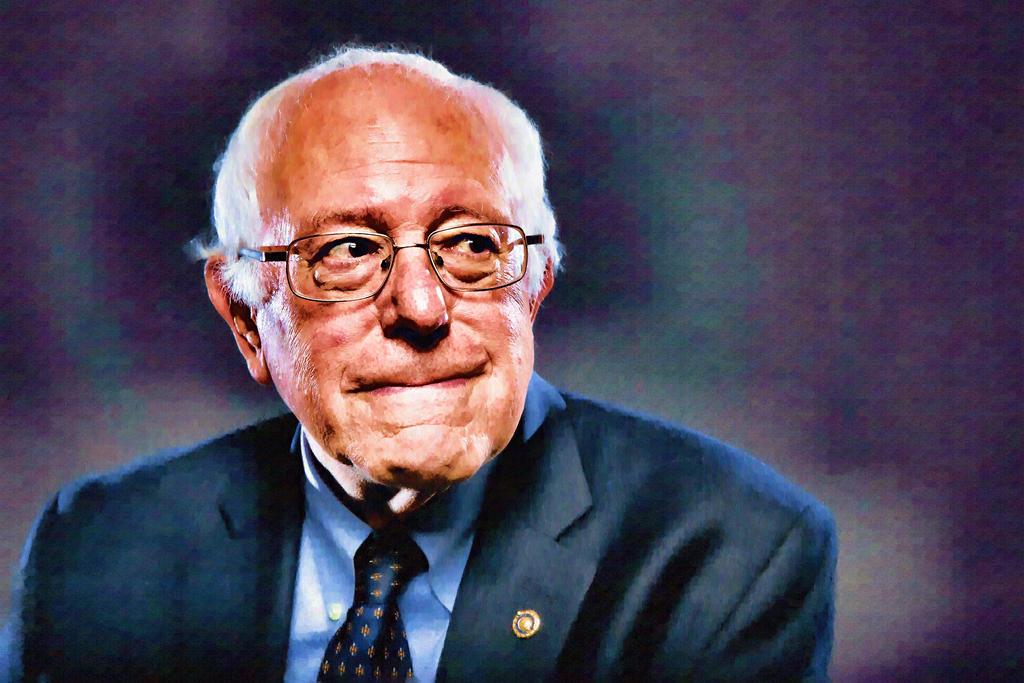 Bernie Sanders By Peterpulp On DeviantArt