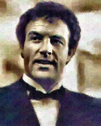 James Caan as Sonny Corleone by peterpulp