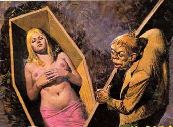 Horror by peterpulp