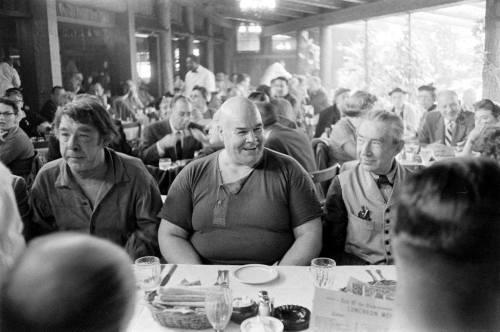 Lon Chaney,Tor Johnson,and Bela Lugosi by peterpulp