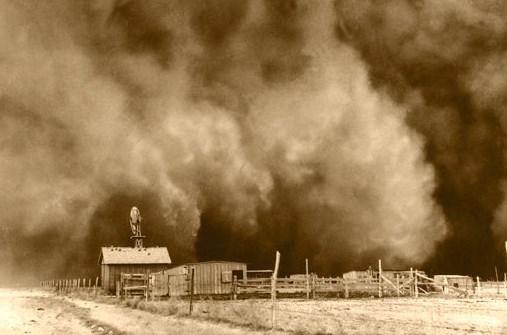 Dust Bowl by peterpulp