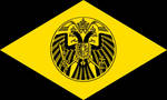 Austria-Hungary flag redesign 6 by DeviantDane326