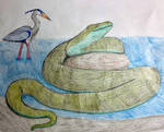 Crocodile Boa (Lost World Spec Challenge)