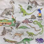 We Called Them Monsters: Fauna of El Mundo Perdido by MonsterZero-01