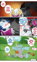 Surviving the idiots special 2 / Page 6 by LadyBeelze