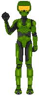 Spartan 117 by DyanaRoseJill