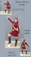 Arrietty ready for action .:Acen 2013:. by DyanaRoseJill