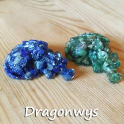 New dragons (8-8-15) by Tysharina