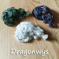 New Dragons (10-8-15) by Tysharina