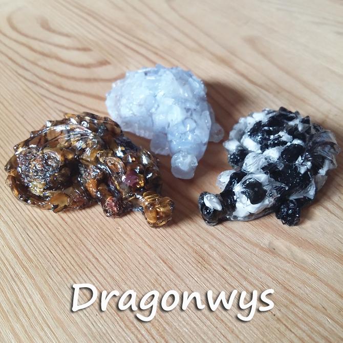 New Dragons (13-8-15) by Tysharina