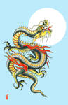 Xiao Naga by toniart57