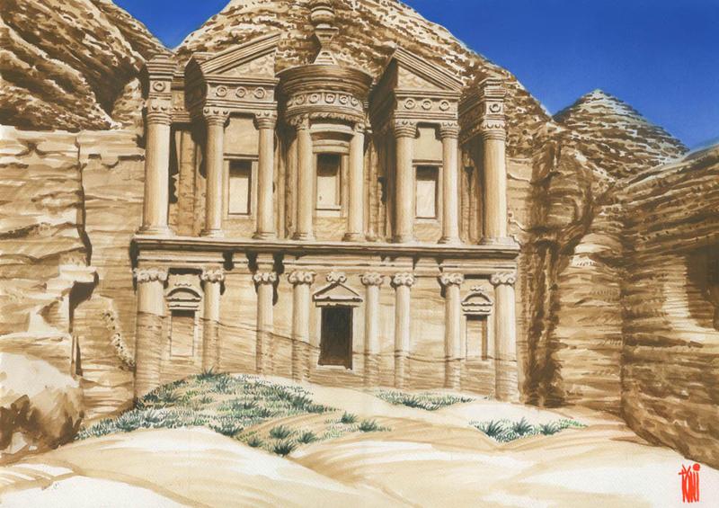 Petra by toniart57