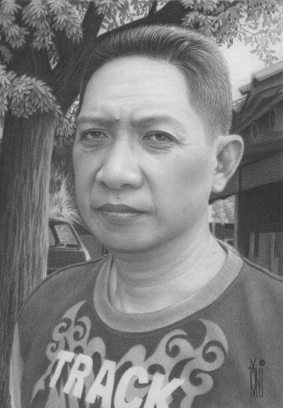 pa Taufik by toniart57