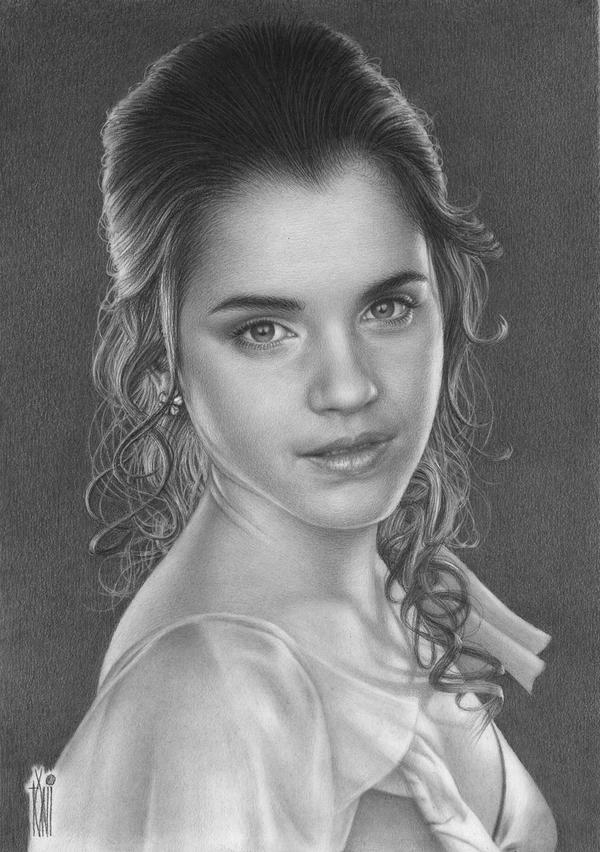 Emma by toniart57