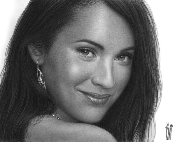 Megan Fox by toniart57